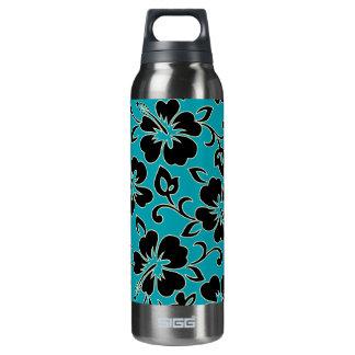 Malia Hibiscus Hawaiian 16 Oz Insulated SIGG Thermos Water Bottle