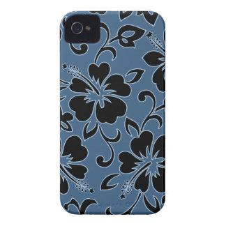Malia Hibiscus Hawaiian iPhone 4 Cases