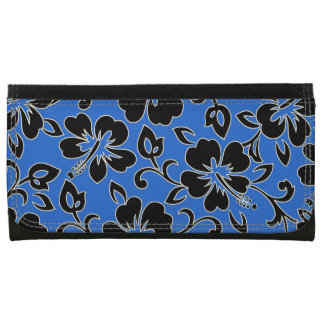 Malia Hibiscus Hawaiian Wallets