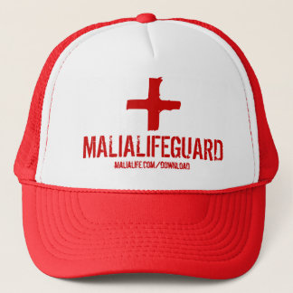 Malia Life Guard - Trucker Hat