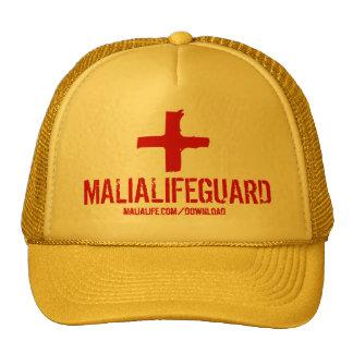Malia Life Guard - Trucker Hat - Yellow