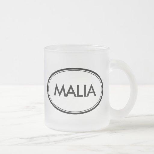 Malia Taza De Cristal