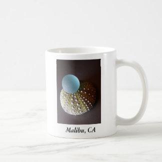 Maliblue - Sea Glass and Urchin Mug