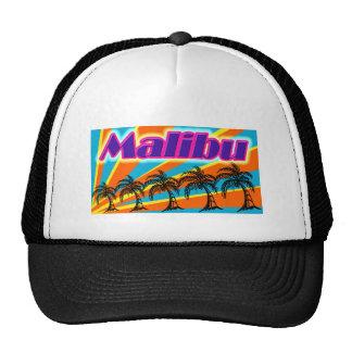 Malibu 5 Palm Trees Hat