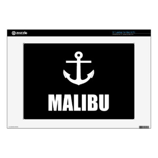 Malibu Anchor Decal For Laptop