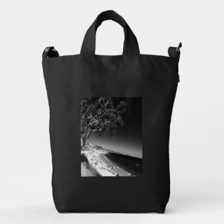 Malibu BAGGU Duck Bag, Black Duck Bag