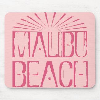 Malibu Beach Mouse Pad