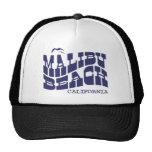 Malibu Beach Trucker Hat