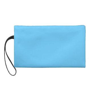 Malibu Blue Bagettes Bag Wristlet Clutches