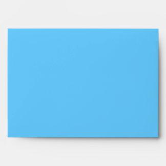 Malibu Blue Envelope