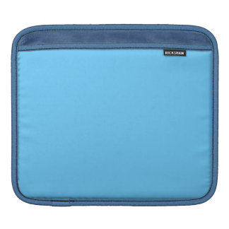 Malibu Blue iPad Sleeve Macbook Air Sleeve