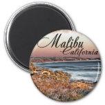 Malibu CA Imán Para Frigorifico