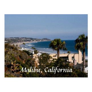 Malibu, California Postcard