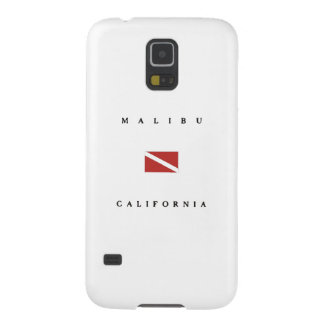 Malibu California Scuba Dive Flag Galaxy S5 Case