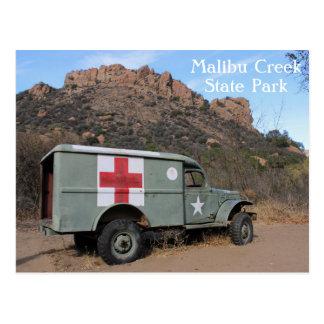 Malibu Creek State Park Postcard!