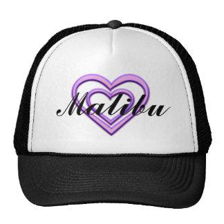 Malibu Heart Trucker Hat