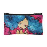 Malibu Make Up Bag Cosmetic Bag