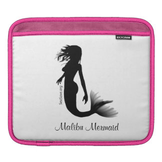 Malibu Mermaid iPad Cover iPad Sleeve