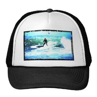 Malibu Surfer Trucker Trucker Hat