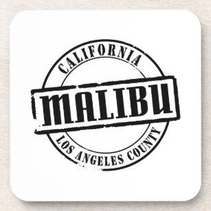 malibu drink beverage coasters zazzle 1970 Malibu 4 Door malibu title coaster