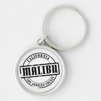 Malibu Title Keychain