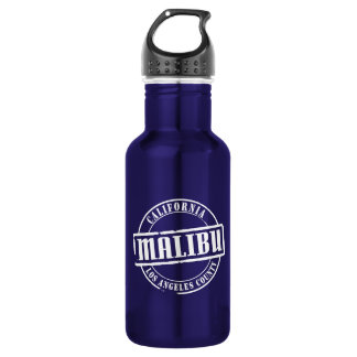 Malibu Title Water Bottle