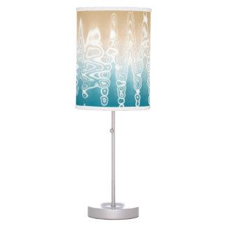 Malibu Wave Desk Lamps