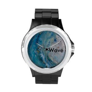 Malibu Wave Wrist Watch
