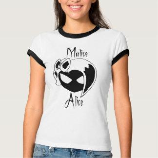 Malice Alice Emblem Chick T-Shirt