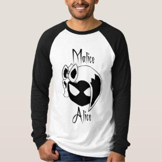 Malice Alice Emblem Dude T-Shirt