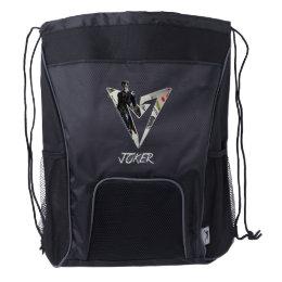 Malicious 7 drawstring backpack