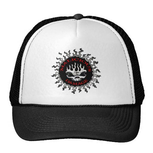MALICIOUS DAMAGE HAT