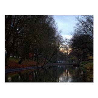 Maliesingel, Utrecht Postcard