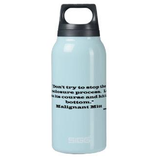 Malignant Mitt Insulated Water Bottle