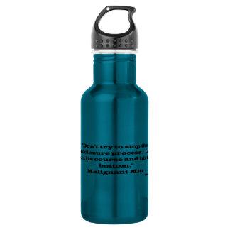 Malignant Mitt Stainless Steel Water Bottle