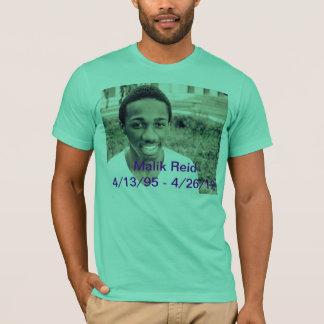 Malik Reid Memorial Shirt
