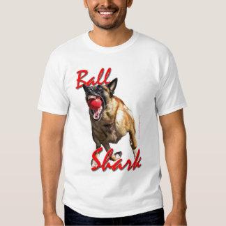 Malinois Ball Shark 2 Shirt