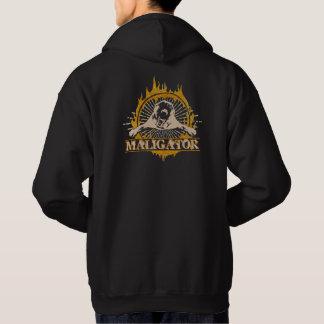 Malinois - Belgian shepherd -Mechelaar -Maligator Hoodie