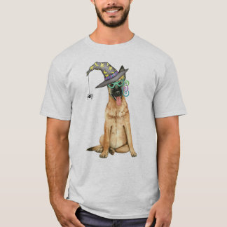 Malinois Witch T-Shirt