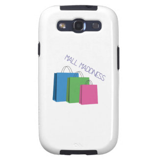 Mall Maddness Samsung Galaxy S3 Cases
