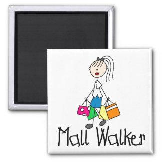 Mall Walker Magnet