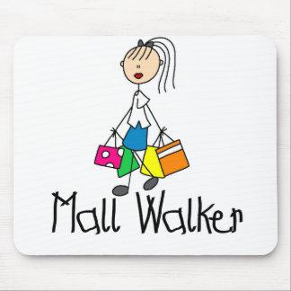 Mall Walker Mousepad