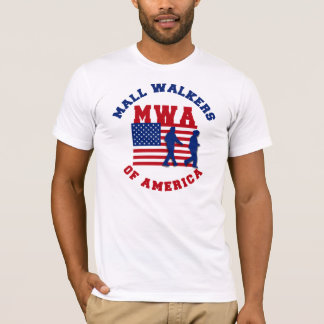 Mall Walkers of America T-Shirt