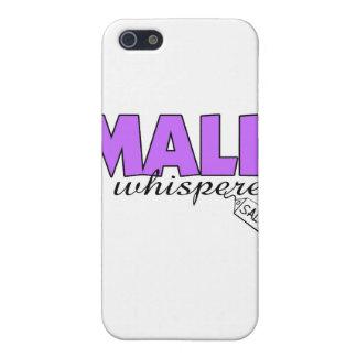 Mall Whisperer iPhone SE/5/5s Cover