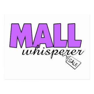 Mall Whisperer Postcard