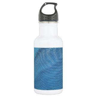 Malla plástica azul