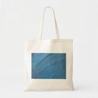 Malla plástica azul bolsa tela barata