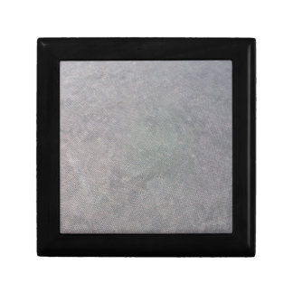 Malla plástica negra joyero cuadrado pequeño
