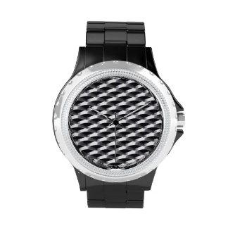 ¡Malla que mira el diseño del metal, muy fresco! Relojes De Pulsera