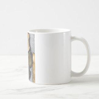 malla taza de café